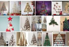 Ideas originales para el árbol de Navidad Patron Crochet, Christmas Holidays, Christmas Tree, Soft Dolls, Xmas Crafts, Ideas Originales, Amigurumi Doll, Free Pattern, Summer