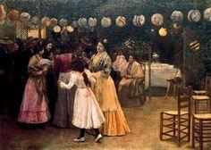 Martinmas party