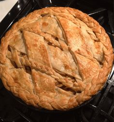 My 1st Baking Experience: Apple Pie – Megan Nicole