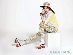 Kang So Ra - Bang Bang Spring Summer 2014
