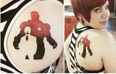 Iron Man | 39 Tattoos That Are Basically Works Of Art