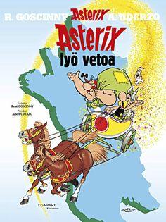 Asterix lyö vetoa. #sarjakuva #sarjis
