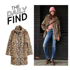 Daily Find: H&M Coat by polyvore-editorial on Polyvore featuring Mode, H&M and DailyFind