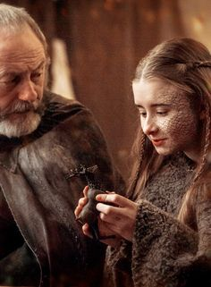 Shireen: You were a pirate once. Davos: No, I was never a pirate. I was a smuggler. Shireen: What's the difference? Davos: Well, if you're a famous smuggler, you're not doing it right.