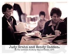 Help i am writing a research paper on judy grahn!?