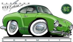 Karmann Ghia Collectibles | Printer Friendly Version of This Page