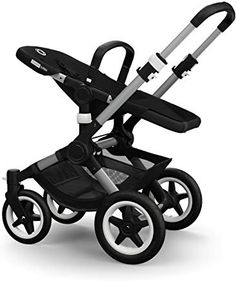 Bugaboo Buffalo Stroller Base Aluminum - $783.00 - 5.0 out of 5 stars - My favourite Baby Strollers - Summer 2019 Bugaboo Buffalo, Baby Strollers, Base, My Favorite Things, Stars, Summer, Baby Prams, Summer Time, Summer Recipes