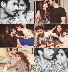 Fawad Afzal Khan and Sonam Kapoor- photography idea