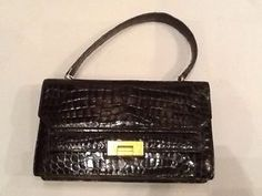 herms bag - Sac Hermes vintage on Pinterest | Hermes, Crocodile and Vintage ...