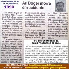 IJUÍ - RS - Memória Virtual: Um pouco da história de vida do empresário Ary Erv...