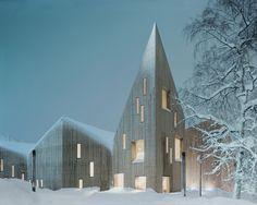 Reiulf Ramstad . Folk Museum . Romsdal