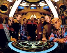 10 Things You Probably Didn't Know About Star Trek: Deep Space Nine