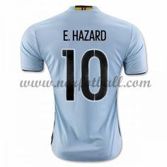 Belgia 2016 Landslagsdrakt E. Football, Chelsea, Euro 2016, Officiel, Flocking, Baby Born, Futbol, American Football, Soccer Ball
