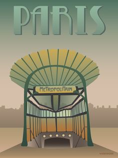 PARIS - Metroen – ViSSEVASSE