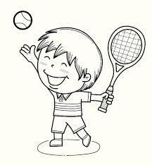 Image Result For Tennis Player Clipart Black And White Clipart Black And White Clip Art Black And White