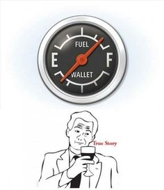 Money and Gas