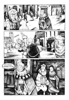 O traço de Guilherme Petreca é um dos mais belos e singulares dos quadrinhos…
