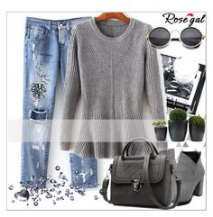 """Rosegal 13/ I"" by emina-095 ❤ liked on Polyvore"