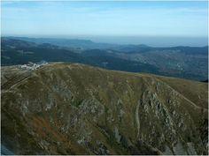 Sommet du Hohneck (1363m)