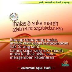 Syukur dan Sabar | Islamic Quotes | Pinterest