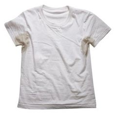 Underarm stain remover    Unsightly sweat stains can really ruin an otherwise beautiful blouse. Ironically, if you use aluminum-based antiperspirants, they're even more likely to appear thanks to a reaction between aluminum compounds in these products and salts in your sweat. Spray full-strength white vinegar on the stain before washing and it will disappear.