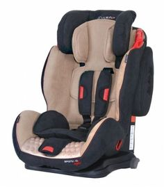 Scaun auto SPORTIVO cu ISOFIX Bej Coletto Baby Car Seats, Sport, Children, Catalog, Young Children, Deporte, Boys, Excercise, Sports