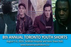 PREVIEW: TORONTO YOUTH SHORTS 2016 EDITION