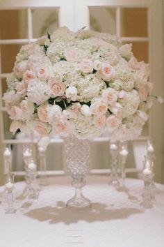 Elaborate Wedding Flower Inspiration: http://www.modwedding.com/2014/07/05/elaborate-wedding-flower-inspiration/ Featured Photographer: Maggie Harkov