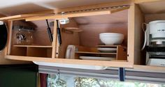 Overhead Cabinet Pneumatic Spring