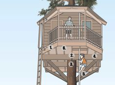 images about Tree houses on Pinterest   Treehouse  Tree       images about Tree houses on Pinterest   Treehouse  Tree houses and Treehouses