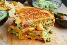 OMG all my favs in 1 sandwich!!!!