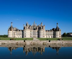 94. Chambord Chateau-France