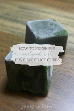 How To Preserve Jewe