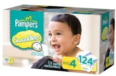 pampers swaddlers size 4  http://momandmore.com/2013/02/pampers-swaddlers.html