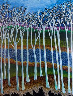 Debbie Fedrick, Acrylic paintings for sale. Paintings For Sale, Landscape Paintings, Rain, Artwork, Nature, Inspiration, Rain Fall, Biblical Inspiration, Work Of Art