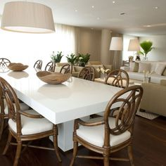 I love the wood floors Next At Home, Sweet Home, Dining Table, Flooring, Wood, House, Furniture, Home Decor, Apartments Decorating