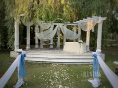 Outdoor Furniture, Outdoor Decor, Wedding, Home Decor, Valentines Day Weddings, Decoration Home, Room Decor, Weddings, Mariage