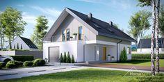 Projekt domu HomeKONCEPT 11 www.homekoncept.pl #projektdomu