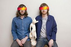 9. artist on the go Ratatat, cosmic vibes for a yearning heart #amazingfinds
