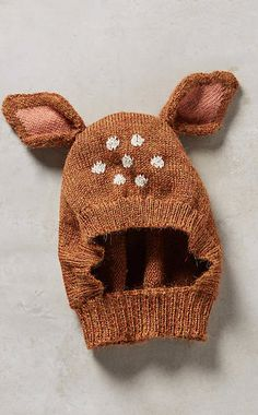 Fawn Hat #anthroregistry