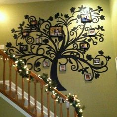 Family Tree. So pretty!