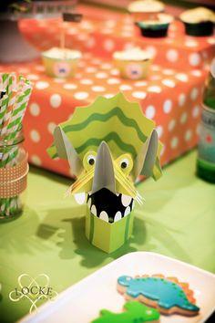 .Dinosaur Party!