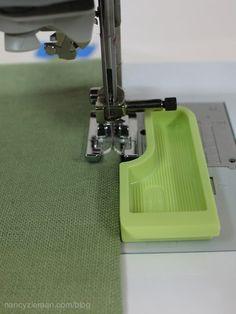 6-in-1 Stick 'n Stitch Guide/ Nancy Zieman/new sewing notion | Nancy Zieman Blog