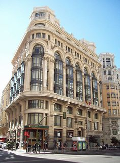 Parisian Architecture, British Architecture, Neoclassical Architecture, Roman Architecture, Spanish Architecture, Victorian Architecture, Futuristic Architecture, Architecture Details, Arch Building