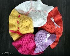 Girl Sun Hat, Baby Girl Sun Hat, Toddler Girl Sun Hat, Girl Child Sun Hat by WOVENbyCourtneyNoel on Etsy