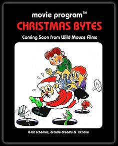 """Christmas Bytes - Many of us have Christmas memories from childhood that included the deep gut-wrenching craving for a new game console under the tree. The 'Rents said """"Maybe"""", but that wasn't good enough! When the magic of Christmas is compounded by new Atari, Coleco or Mattel hardware - you absolutely must have that cool new console! Your kids want a WiiU this Christmas, right?   The folks at Wild Mouse Films seem to know this feeling well! They're making a film that recreates that…"""