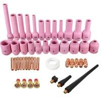 Package includes: 46Pcs TIG Gas Lens Collet Body(The detail as the picture show) Specification: mai