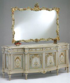 Versailles Gallery~~~Banquet Side Table