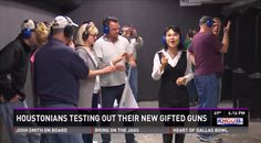 TEXAS – SHOOTING SPORTS: Houstonians test out their new gifted guns (VIDEO) - http://gunpro.salessupplychain.com/texas-shooting-sports-houstonians-test-new-gifted-guns-video/