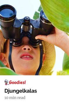 Ett djungelkalas passar nästan alltid, och uppskattas lika mycket av flickor som pojkar. Det är också extra roligt att klä ut sig till sitt favoritdjungeldjur. Här får du en komplett guide om hur du fixar kalaset med djungeltema: inbjudningar, dekorationer, mat, dryck, lekar, aktiviteter och djungelskattjakt!  #barnkalas #kalas #djungelkalas #lekar Guide, Reading, Inspiration, Biblical Inspiration, Reading Books, Inspirational
